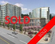 Pitt Meadows Office for sale: Solaris 1 bedroom 2,090 sq.ft. (Listed 2013-11-04)